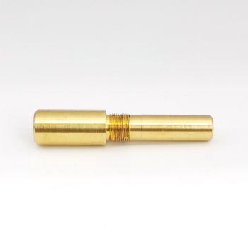 M12x0.8 triple lead threaded mandrel for kitless pen making